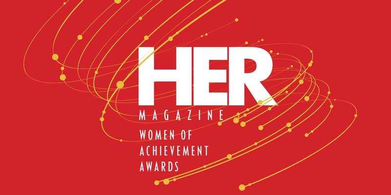 HER women of achievement Awards